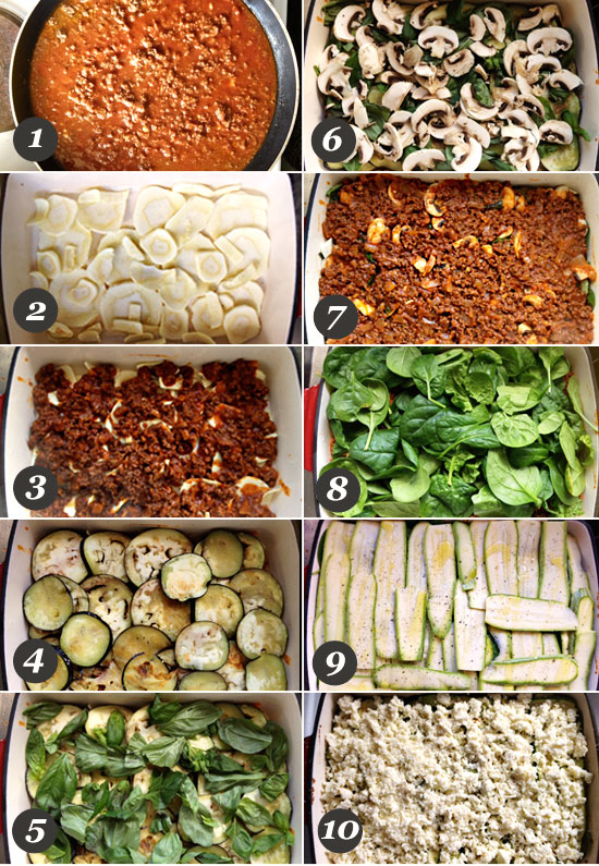 Paleo Lasagna With Or Without Cheese Irena Macri Food Fit For Life