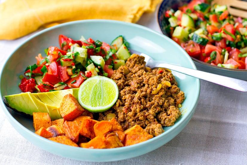 Paleo Naked Burrito Bowl Recipe