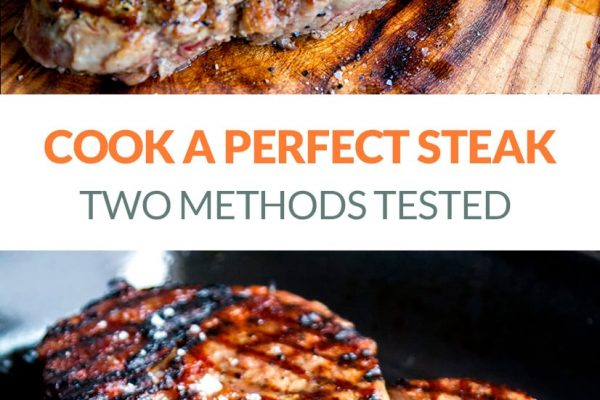 How to cook the perfect steak such as scotch fillet