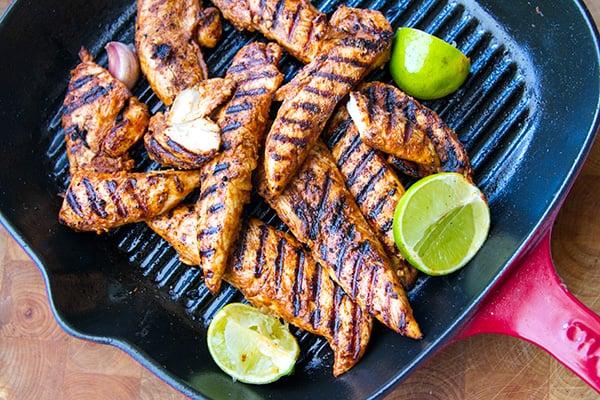 Spicy Paprika Chicken - Paleo Recipes