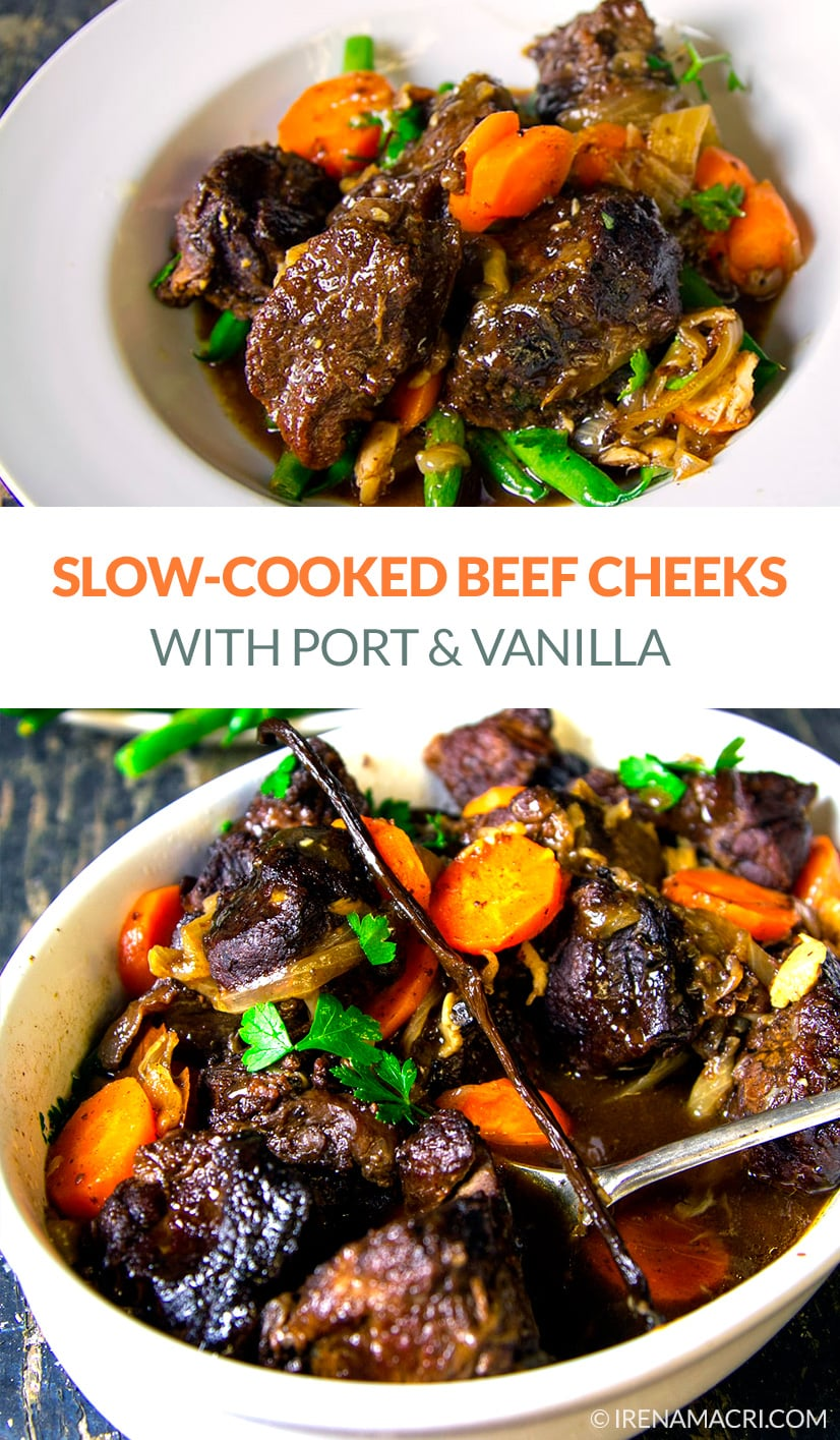 Beef Cheeks Slow-Cooked Recipe