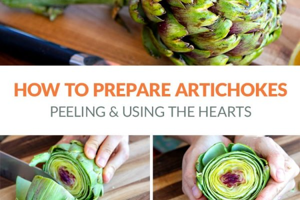 How To Prepare & Cook Artichokes