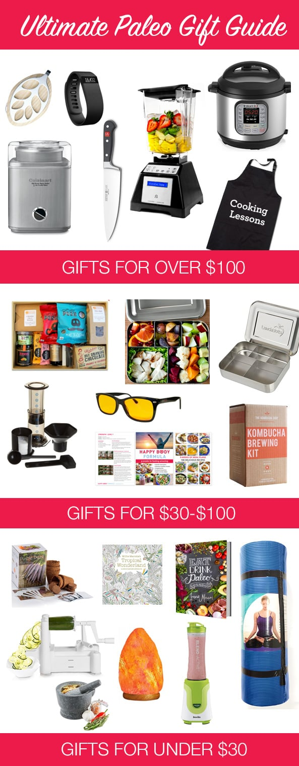 Ultimate Healthy Gifts