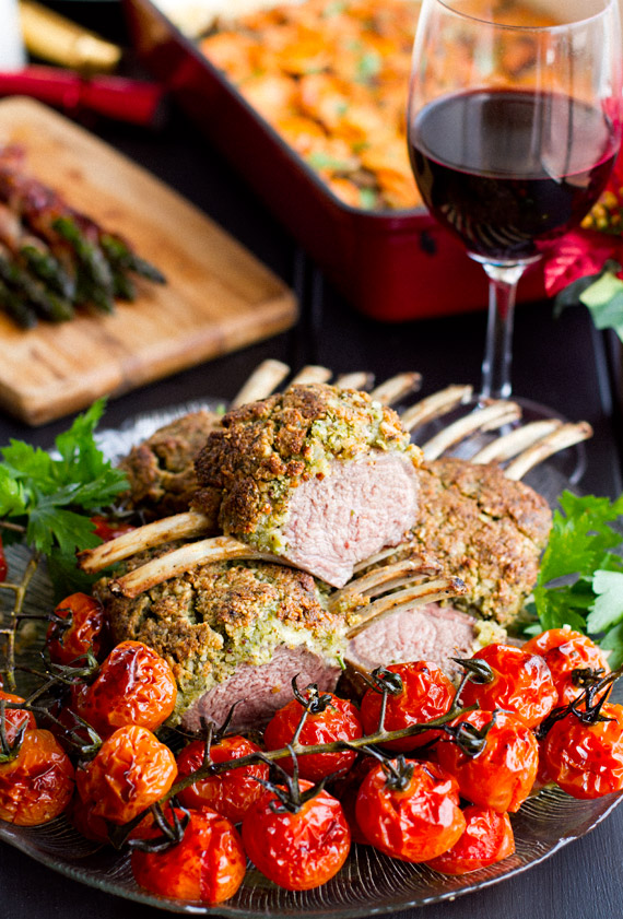 Paleo Christmas Dinner Menu (Also Good For Thanksgiving)