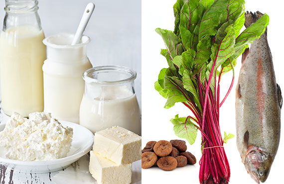 Paleo Friendly Calcium Foods
