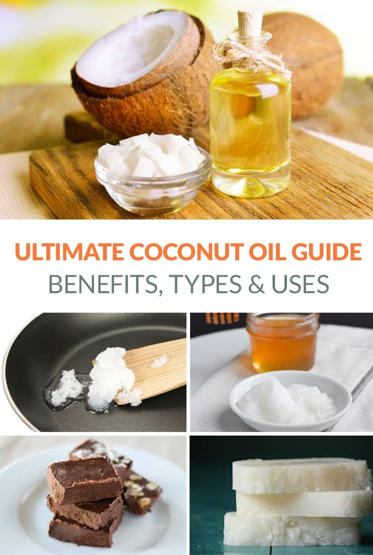 Fabulous Coconut Oil Claims for Hair, Skin, Health
