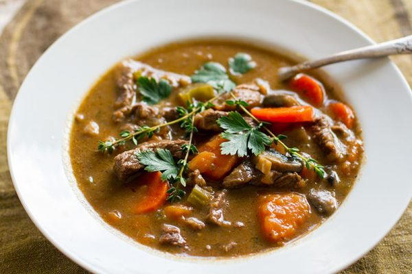 Paleo Beef Stew Recipe
