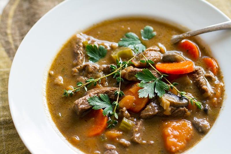 Hearty Paleo Beef Stew Recipe