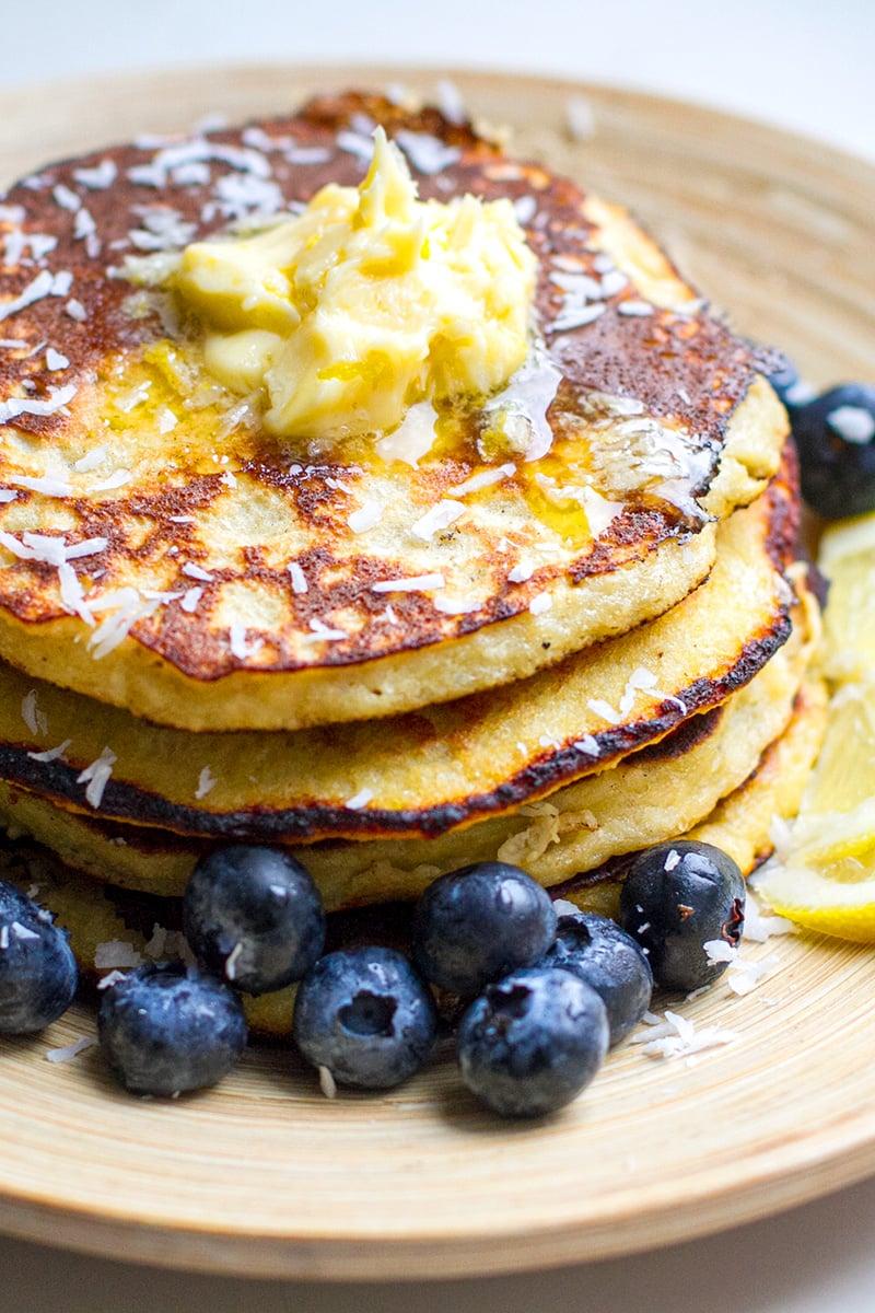 Paleo Banana Pancakes Recipe
