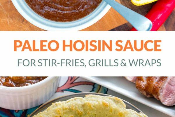Paleo Hoisin Sauce Recipe