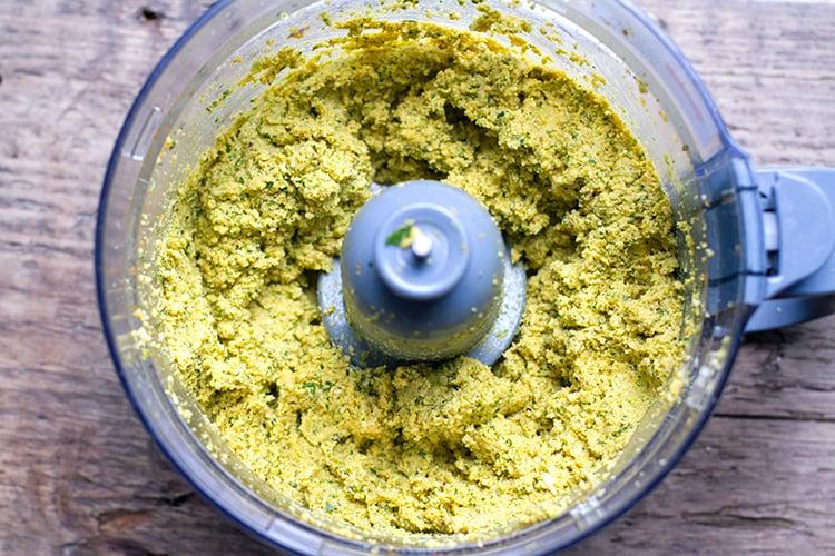 Paleo Falafel Mixture