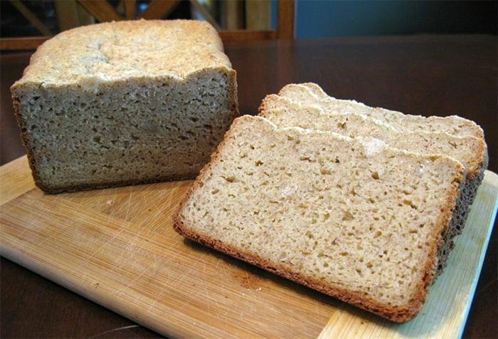 Nut-free Yeast-based paleo bread