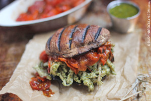 paleo-pesto-chicken-burger