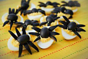 Halloween Spider Eggs