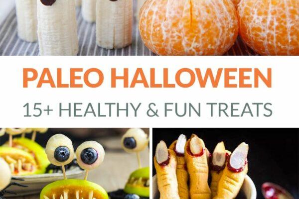 Paleo Halloween Treats & Ideas