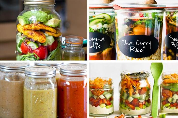 Paleo Salads & Soups On The Go