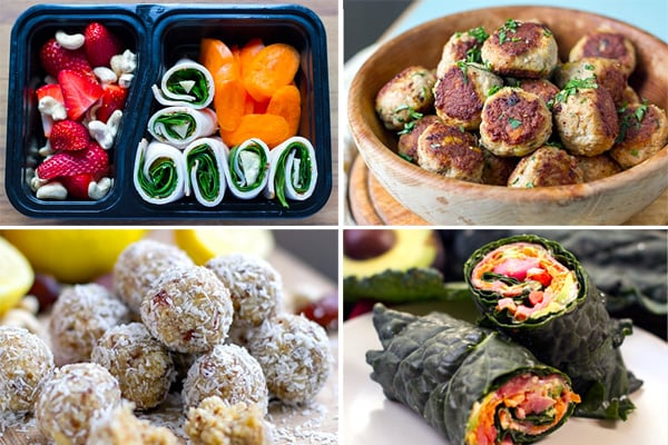 Paleo Foods On The Go