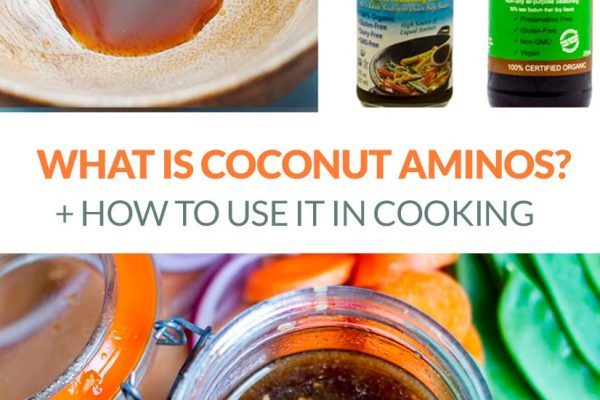 What are coconut aminos & how to use this sauce in cooking