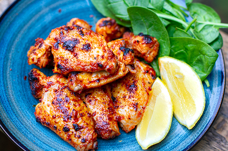 Marinated Chicken Wings Recipe