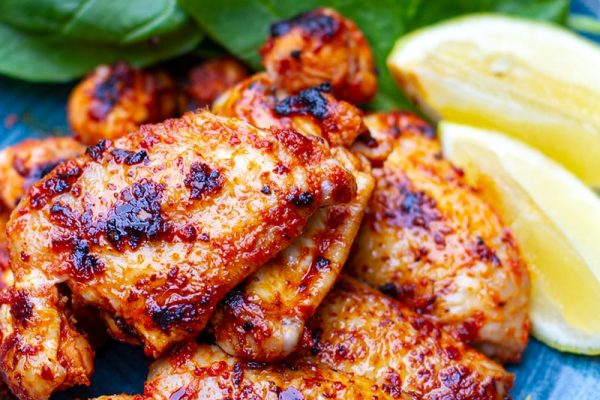 Portugese Chicken Wings Recipe (Paleo, Whole30)