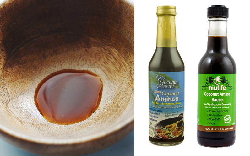 What is coconut aminos and how to use this condiment?