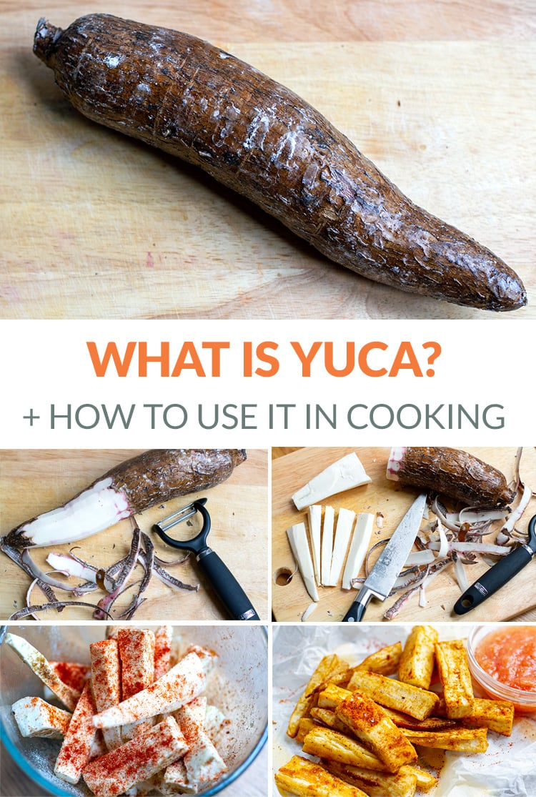 What Is Yuca (Cassava. Manioc)