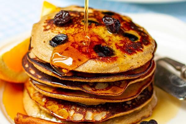 Cinnamon Pancakes For Easter