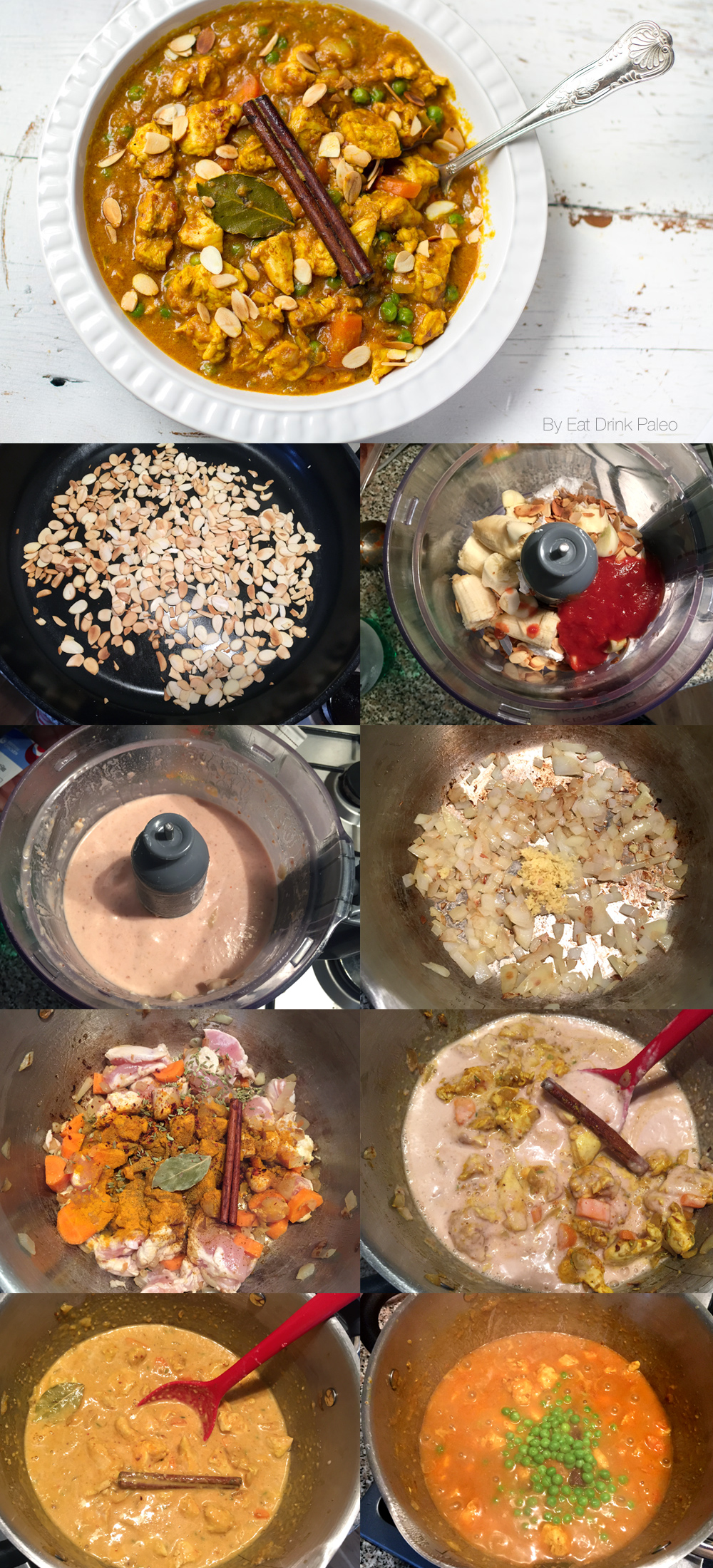 how_to_make_korma_chicken_paleo_with_banana