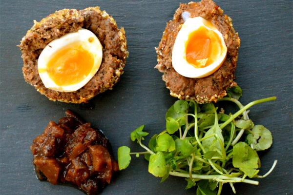 Simple Paleo Scotch Eggs Recipe
