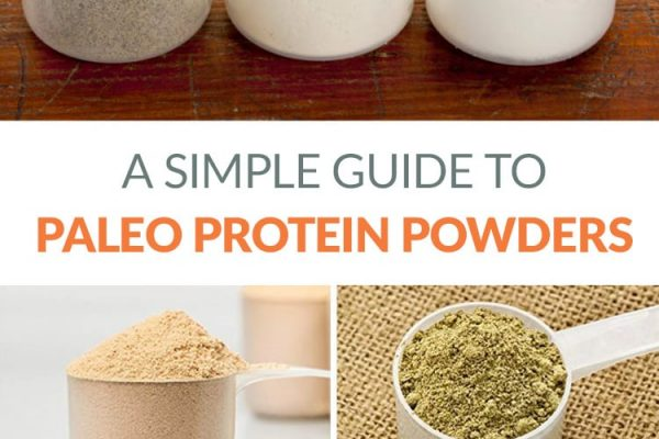 A Simple Guide To Paleo Protein Powders
