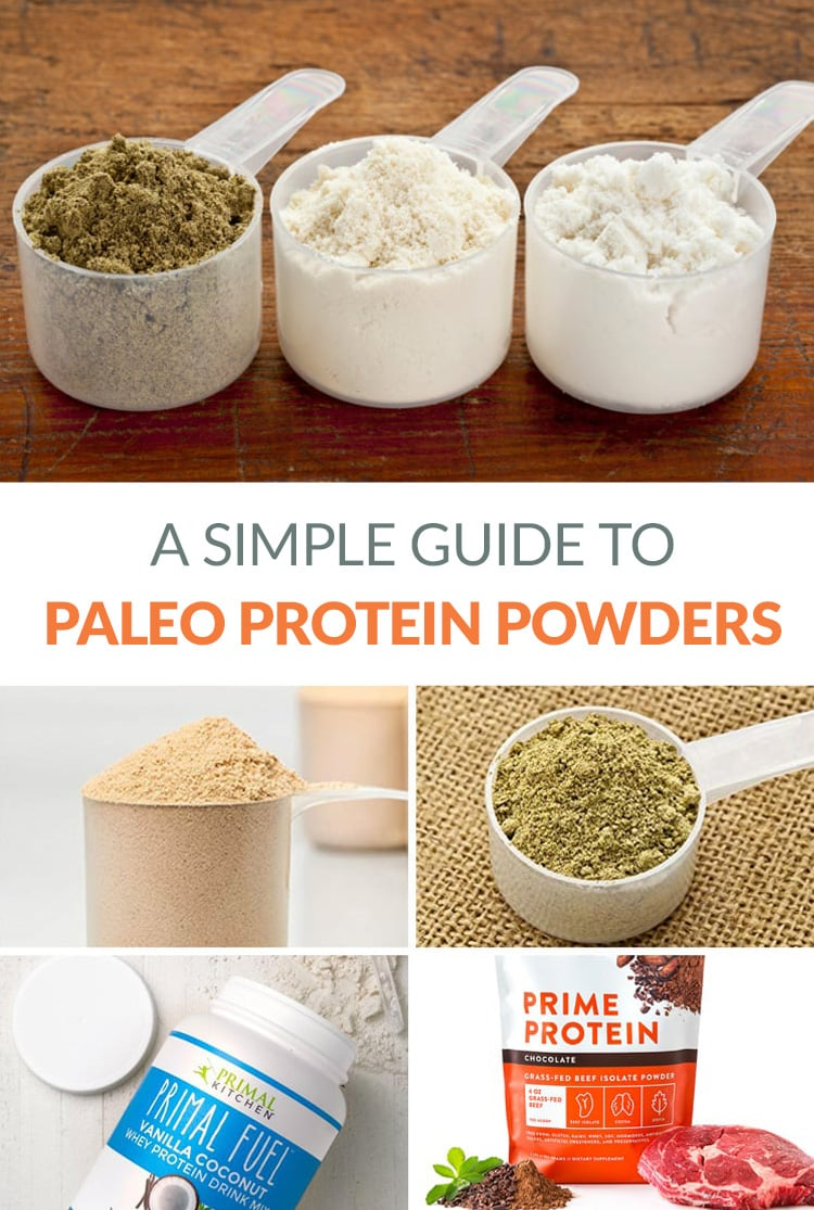 Paleo Protein Powder - A Simple Guide