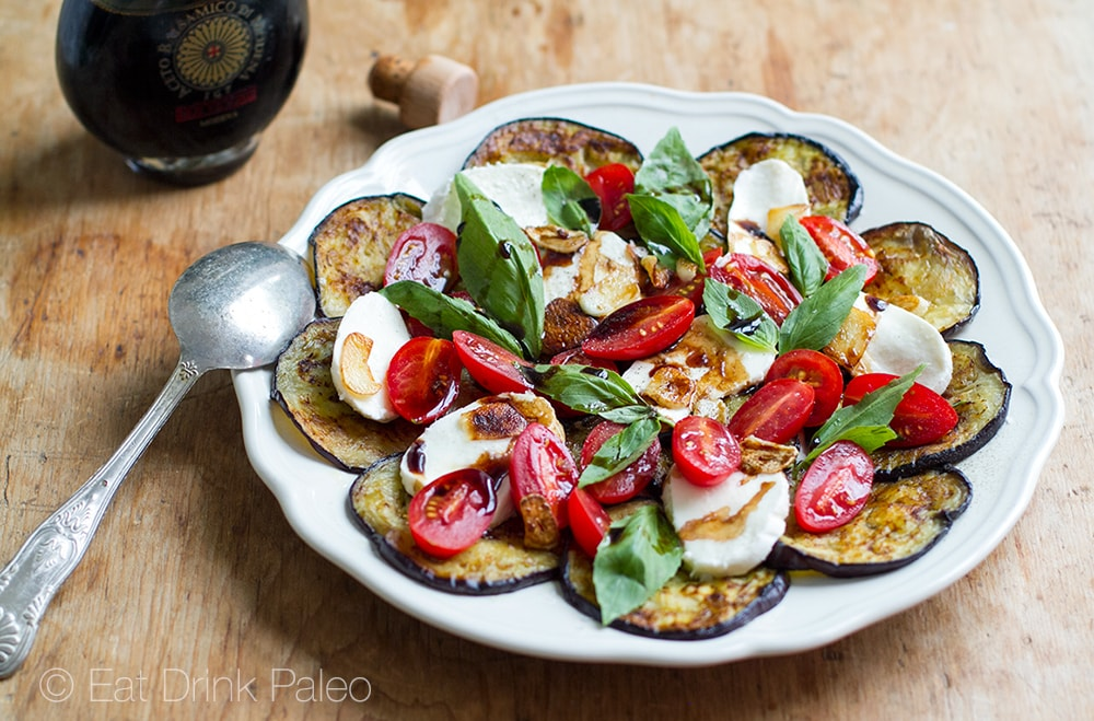 recipes for caprese salad