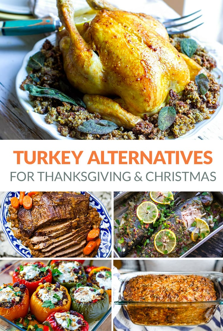 40 Amazing Turkey Alternatives For Thanksgiving & Christmas