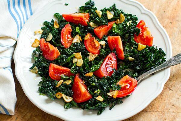 Cavolo nero salad recipe