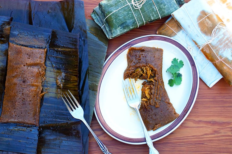 Puerto Rican Pasteles (paleo, AIP)