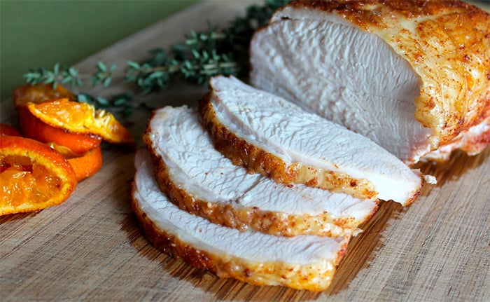 Smoked Roast Turkey Breast Recipe