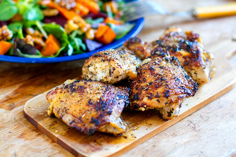 oregano-garlic-chicken-salad