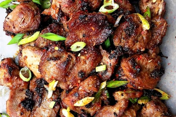 Vietnamese Lemongrass Pork - Paleo, Gluten-free, Whole30, Low-Carb