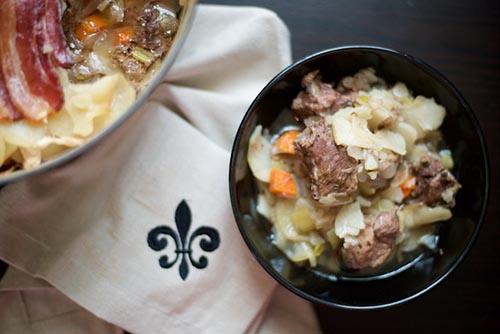 Baeckeoffe (Laundry Day Stew) Recipe [paleo, primal, gluten-free