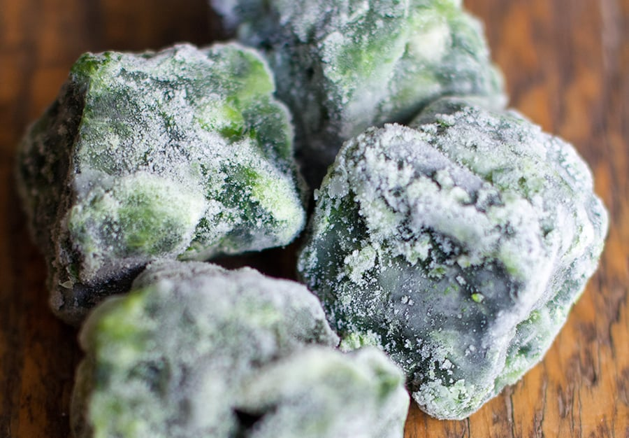 frozen-spinach-cubes