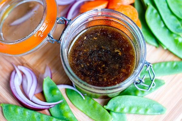 Paleo Stir fry Sauce