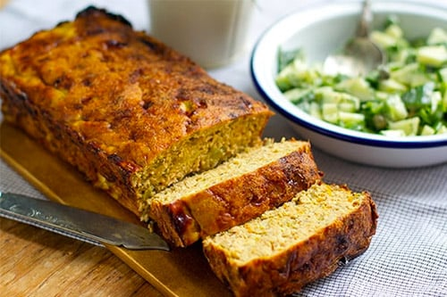 Baked Salmon Loaf
