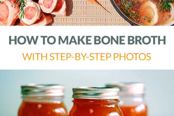 How To Make Bone Broth (Step-by-Step Recipe)