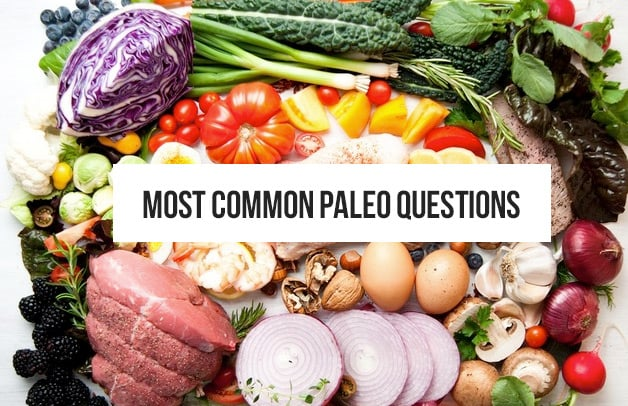 Paleo Diet Basics & Common Questions