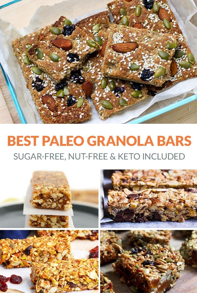 Best Paleo Granola Bars (or Muesli Bars)