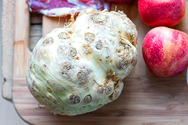 Celeriac Recipes - Salad Ingredient