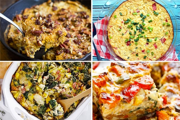 Best Paleo Breakfast Casserole Recipes