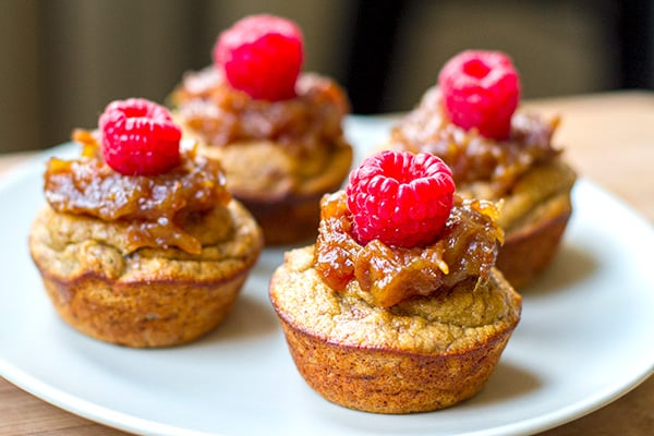 Healthy Sticky Date Muffins
