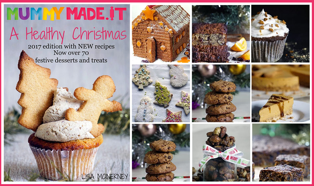 Mummy Made It A Healthy Christmas eBook