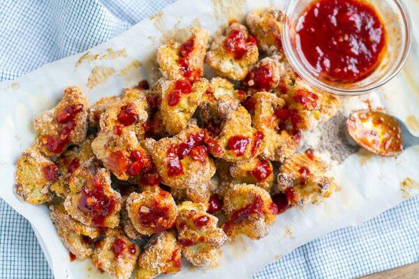 Crack cauliflower recipe (Paleo, Gluten-free)